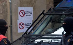 Mossos y Guardia Urbana desmantelan cuatro narcopisos en Barcelona