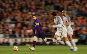 Messi, Cristiano y Van Dijk, candidatos al premio al mejor jugador de la UEFA