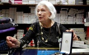 Se jubila la mujer que más ha cotizado en España