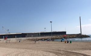 Gandia abre la playa de Marenys pero el nivel de bacterias deja cerrada Venècia