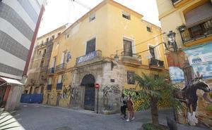 El Ayuntamiento de Valencia paraliza la reforma de un edificio del siglo XVIII para un hotel