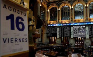 Las Bolsas se fían de la expectativa de estímulos económicos y rebotan con fuerza