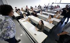 Una treintena de carreras universitarias no llenan las plazas para el curso que viene