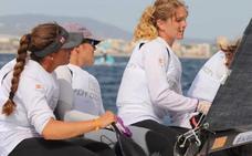La regatista del CN Xàbia, Julia Miñana, roza el podio en la Copa del Rey de Vela