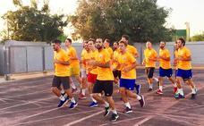 El técnico Jordi Durán ya trabaja con los jugadores del CFS Mar Dénia