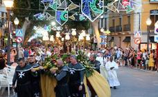 Las mujeres se abren paso en la Cofradía de Sant Roc de las fiestas de Dénia