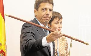 Los diputados socialistas acusan a Mazón de intentar «reabrir» el debate del agua