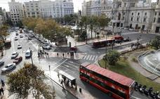 ENCUESTA | ¿Está de acuerdo con la remodelación de las cuatro plazas del centro de Valencia?