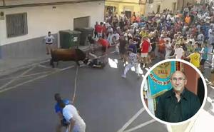 Un hombre muere tras tropezar y ser corneado en el Torico de la Cuerda de Chiva