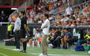 Marcelino: «Rafinha demostró que el área técnica del Valencia no estaba equivocada»