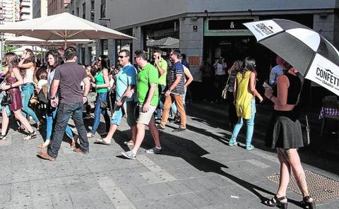 Los vecinos del centro de Alicante, indignados con el edil Manolo Jiménez