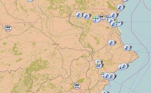 La Operación Retorno, en directo: graves problemas en los accesos a Madrid por la A-3 y la A-6