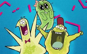 Neox estrena la serie de animación 'Squish'