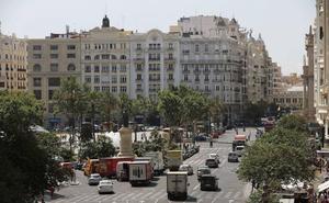 Un jurado decidirá el diseño de la nueva plaza del Ayuntamiento