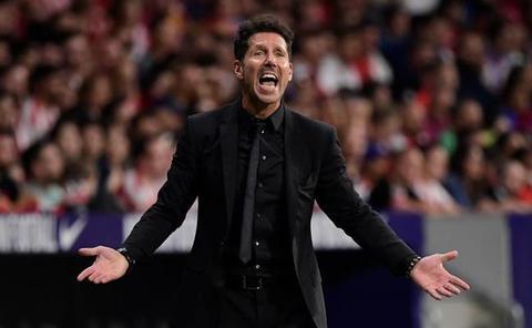Simeone: «Joao Félix tiene un calambre pero está bien»