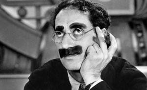 Las memorables frases de Groucho Marx que nunca te cansarás de leer