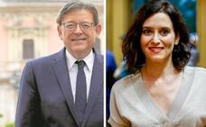 Madrid impulsa un modelo de desarrollo regional alternativo al del Botànic