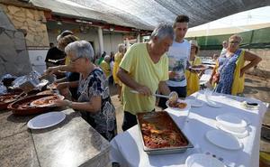 El 15 de agosto llena los barrios de fiestas