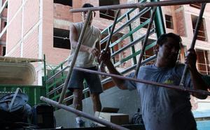 La Comunitat registra más de 1.700 accidentes laborales de autónomos