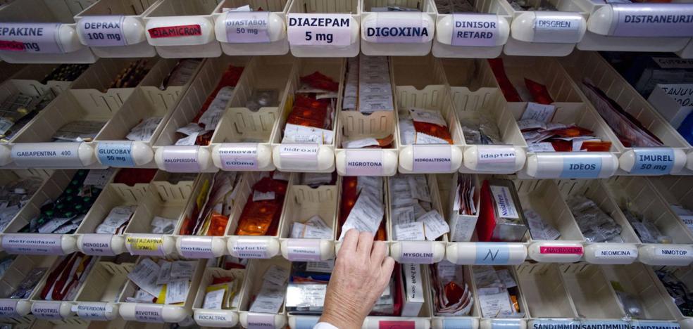 Sanidad retira un ansiolítico y antidepresivo y pide a los pacientes que lo devuelvan a la farmacia inmediatamente