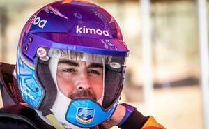 Fernando Alonso disputará la Harrismith 400 con el coche que Toyota llevará al Dakar