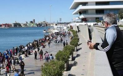 Adjudican la demolición de las oficinas de la Copa América en Valencia