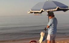Multas en las playas