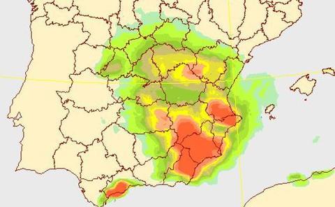 ¿Dónde va a llover más a partir de esta noche? Consulta la previsión hora a hora