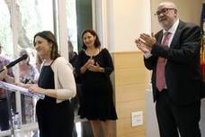 La consellera de Transparencia abandona in extremis las comisiones de Les Corts