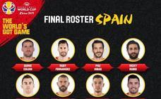 Los descartes y la lista definitiva de la selección española de baloncesto para el Mundial de China 2019