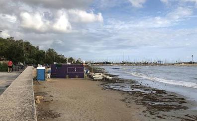 La lluvia deja 148 litros en Pego y obliga a desalojar a seis personas en El Verger y Els Poblets