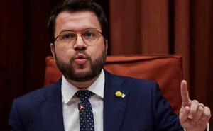 Cataluña llevará al Gobierno central a los tribunales por el impago de adelantos de 2019