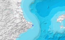 Xàbia tiembla con un terremoto de 2.9 de magnitud