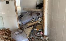 Denuncia la ocupación y el saqueo de su vivienda en la zona de El Raval de Algemesí