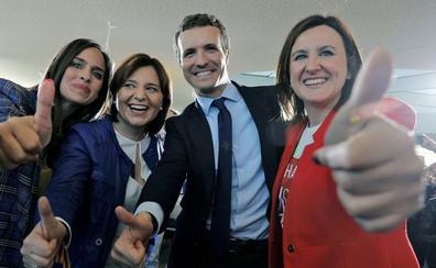 Casado respaldará al PPCV en Benidorm para exhibir el poder del partido en Alicante