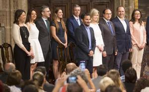 Un Consell con 138 altos cargos y ninguno con agenda pública