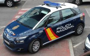 Persecución policial para atrapar al atracador de una sucursal bancaria de Valencia