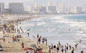 Encuentran dos fardos de hachís en 24 horas en la playa de San Juan