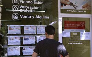 Compartir piso en Valencia se encarece un 6,4% en un año