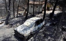 Destinan 300.000 euros a reparar daños del incendio de Beneixama