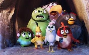 La secuela de los 'Angry Birds', y la cinta de terror 'Infierno bajo el agua' entre los próximos estrenos