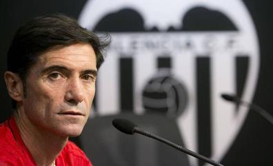 Marcelino: «No me consta que estemos preparados para cubrir la baja de Rodrigo»
