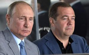 Putin ordena responder al ensayo del misil americano