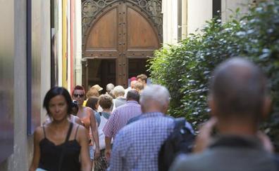 El arte ya trae cola en Valencia en agosto