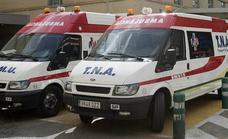 Un todoterreno arrolla a cuatro operarios de limpieza y choca con su vehículo en Alicante