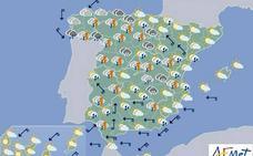 El tiempo en España: Aemet alerta de precipitaciones importantes en Península y Baleares desde el domingo hasta mediados de semana