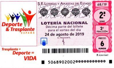 Resultados del sorteo de Lotería Nacional del sábado 24 de agosto