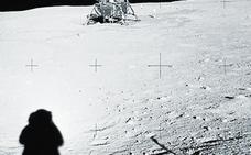 Nave espacial a la Luna