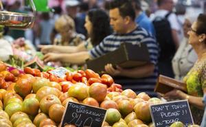 La revolución verde de la alimentación vegetariana y vegana llega a Valencia