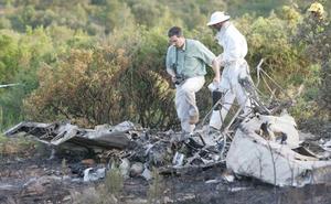 Los accidentes de aviación se han cobrado trece vidas en la Comunitat desde 2002